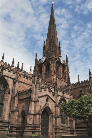 Battle of Britain service for Rotherham Minster