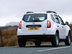 Dacia Duster Access 1.6 4x4