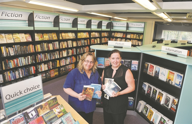 Kimberworth Library 'better than ever'