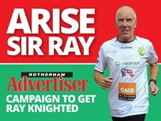 CAMPAIGN: Arise, Sir Ray!