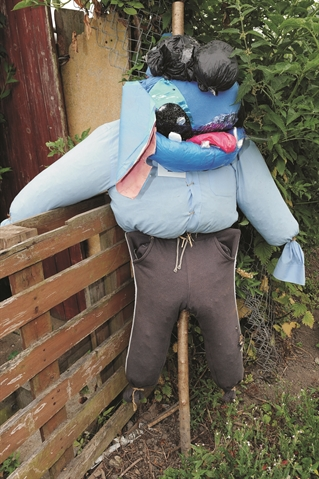 Westfield Allotments Scarecrow Competition