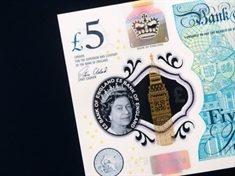 Have you got your hands on a new five pound note?