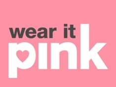 MP Sarah urges people to Wear it Pink for Breast Cancer Now