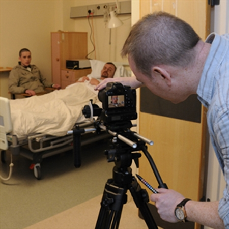 Rotherham Hospital stars in film: VIDEO