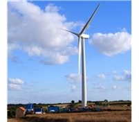 Rotherham wind farm generates cash for local causes