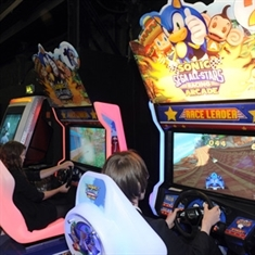Video games festival leaving Magna