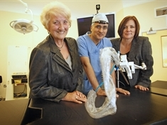 Robots to lend a hand at Dearne Valley hospital