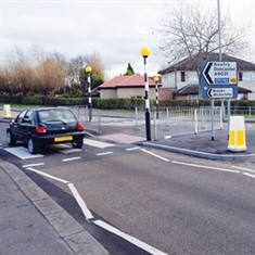 Rotherham Council defends controversial Stag roundabout crossings