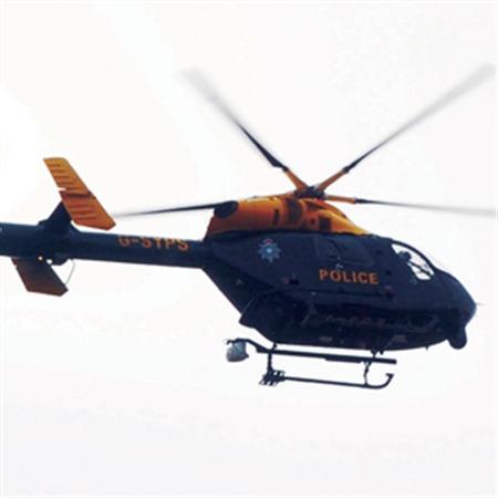 Fight to save South Yorkshire's police helicopter