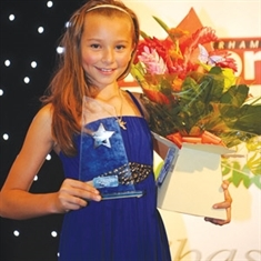 Tia's our Yorkshire's Got Talent star
