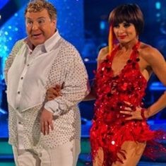 How I put the boy in Strictly's flamboyant!