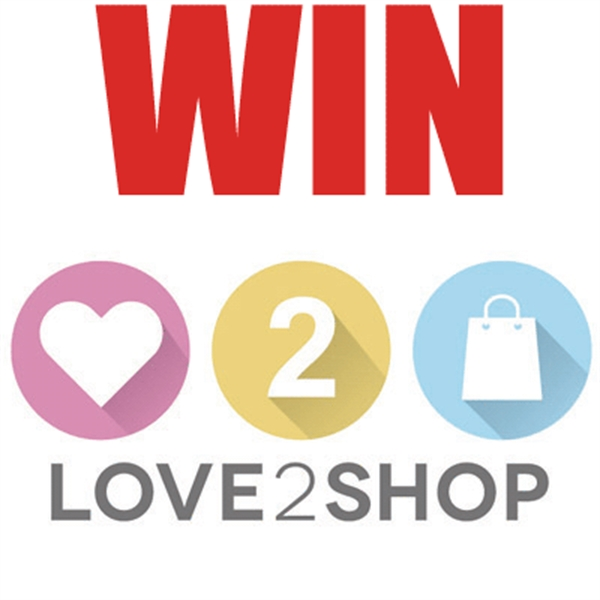 Treat yourself in 2017 with £50 of Love2shop vouchers