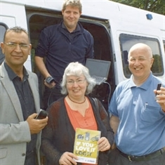 Immobilise register helps to beat the thieves
