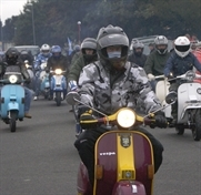 Scooter enthusiasts set for rally