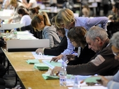 Parish and town councils - full results
