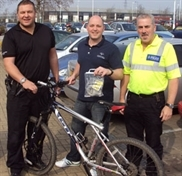 Beat the bike thieves, warn police
