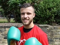 Boxer makes his dream bow after heart health fight