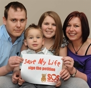 Rotherham families battle to save heart unit