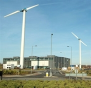New 100-metre wind turbine for Advanced Manufacturing Park
