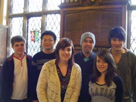 Rotherham students win coveted Oxbridge places