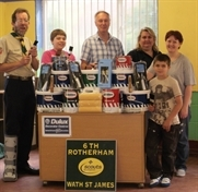 Dulux to the rescue for Wath scout group