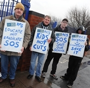 Rawmarsh teachers' strike: VOTE AND YOUR COMMENTS