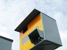 Four speed cameras switched off