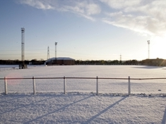 Games brushed aside by the snow