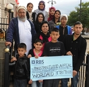 Rotherham mercy team flies out to aid Pakistan flood victims