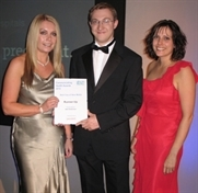 NHS Rotherham celebrate awards success