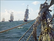 MALTBY: students aim for Tall Ships adventure