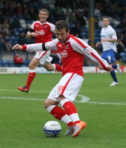 Bury v Millers: MATCH ACTION