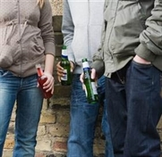 Pub blitz on under-age drinkers