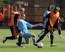 Barnet 1, Millers 4: MATCH ACTION