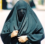 Public right on burkas