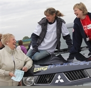 Women drivers wanted for charity challenge