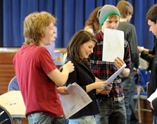 Rotherham students celebrate A level success