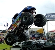 Win tickets for high-octane Truckfest action