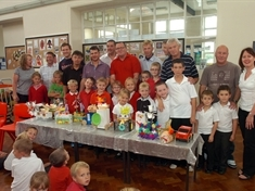 Father-and-son sessions a big success