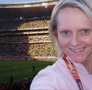 WORLD CUP BLOG: Living the dream in Rustenburg