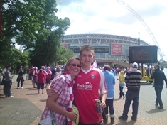 MILLERS at Wembley: Your play-off final photos