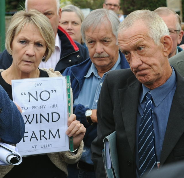 D-day for Ulley wind farm