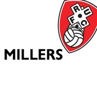 It's Wembley for the Millers