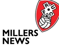 Millers pencil in Blades friendly