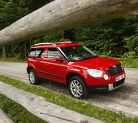 Skoda Yeti comes in from the cold...to a warm reception