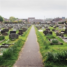 Mourners 'too scared' to visit Wickersley cemetery