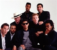 UB40 head South Yorkshire Hate Racism, Love Music  gig