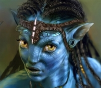 Wath Tesco staff go blue for Avatar release