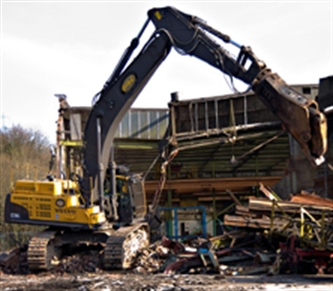 Rotherham demolition firm's steelworks challenge
