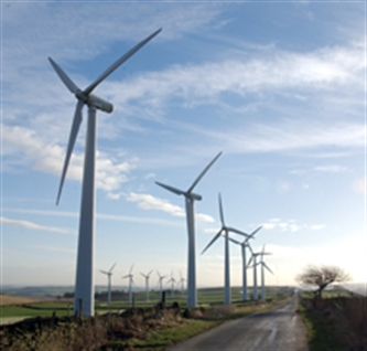 95m-high wind farm on Rotherham skyline 'by end of year'